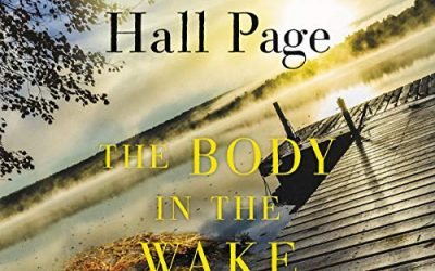 "Public Conversation on Katherine Page's new book ""The Body in the Wake."""