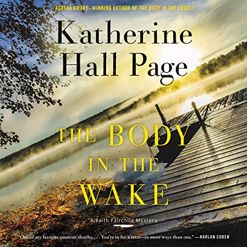 """Public Conversation on Katherine Page's new book """"The Body in the Wake."""""""