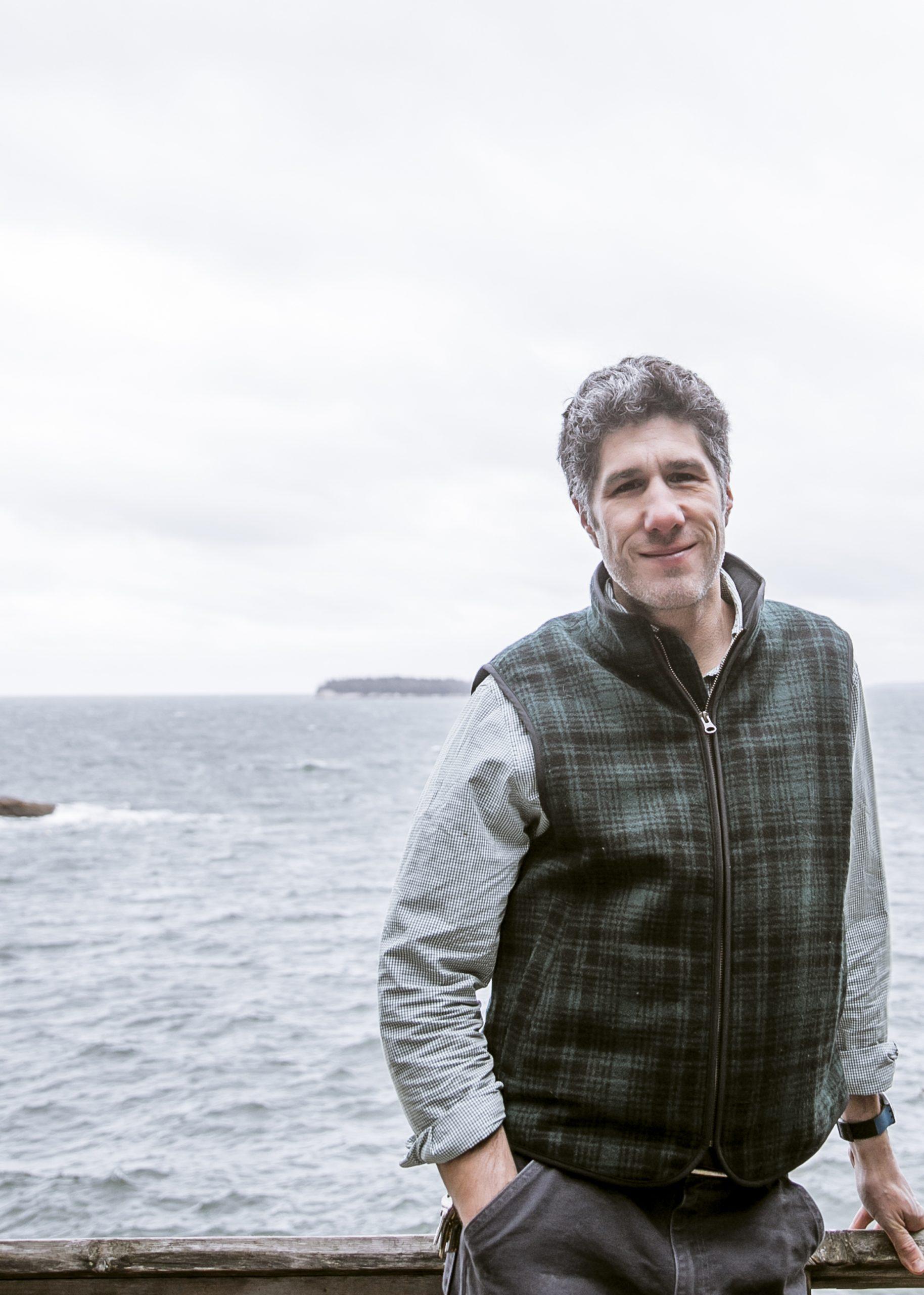 Paul Sacaridiz, Executive Director Haystack Mountain School of Crafts