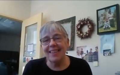 Just For The Health Of It Episode 10: Jo Cooper, Executive Director of Friends in Action