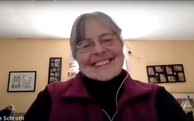 Just For The Health Of It BONUS Episode: Anne Schroth of Healthy Peninsula Talks About Vaccination Sign Ups